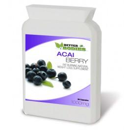 Acai Berry 1000mg (90) Capsules