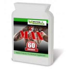 Pre Xtreme Max (60) Capsules