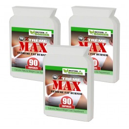 T6 X-Treme Max Fat Burners (270) Capsules