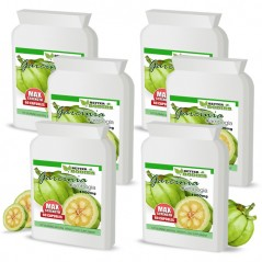 Pure Garcinia Cambogia 1000mg (6 month supply)