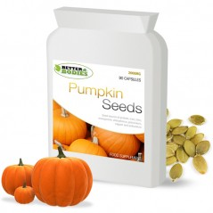 Pumpkin Seed Oil 2000mg (90) Capsules