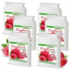 Raspberry Ketone 600mg Capsules (6 month supply)
