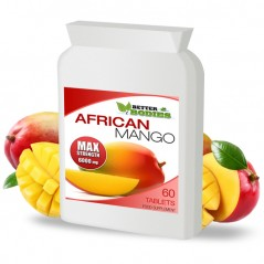 African Mango 6000mg (60) Tablets