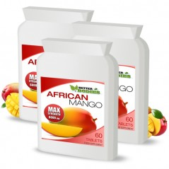 African Mango 6000mg Tablets (3 month supply)