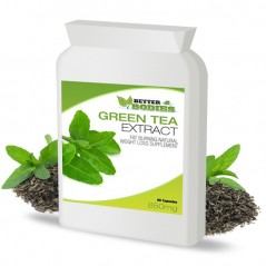Green Tea Extract 850mg (90) Capsules