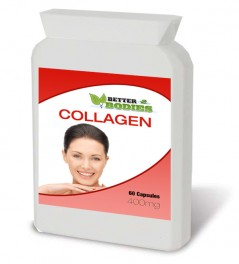 Collagen (Marine) 400mg (60) Capsules