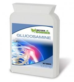 Glucosamine 2KCL 1000mg (60) Tablets