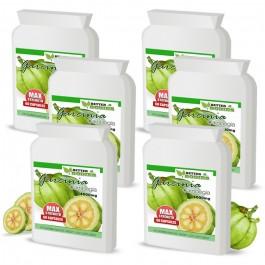 Pure Garcinia Cambogia 1000mg (6 month supply)