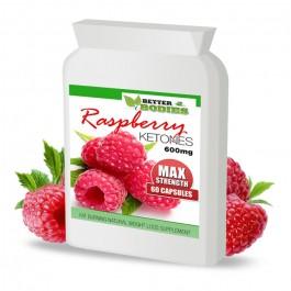 Raspberry Ketone 600mg (60) Capsules