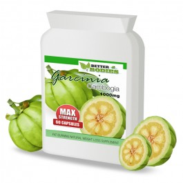 Pure Garcinia Cambogia 1000mg (1 month supply)