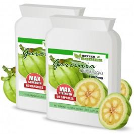Pure Garcinia Cambogia 1000mg (2 month supply)
