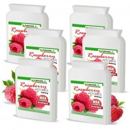 Raspberry Ketone 600mg Capsules (6 month supply)