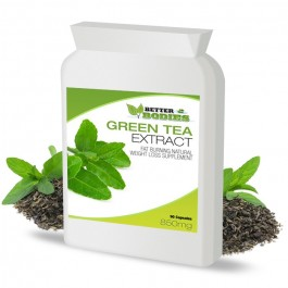 Green Tea Extract 850mg (90) Capsules