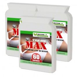 T6 X-Treme Max™ Fat Burners (180) Capsules