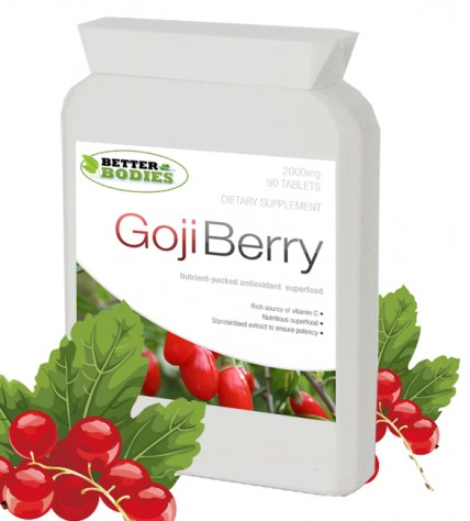 Goji Berry 2000mg (60) Tablets