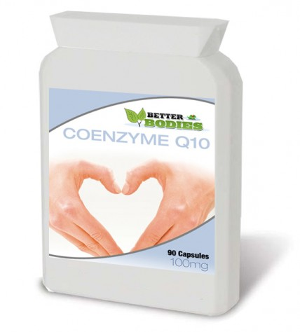 Co-enzyme Q10 100mg (90) Softgels