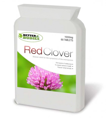 Red Clover 1000mg (60) Tablets