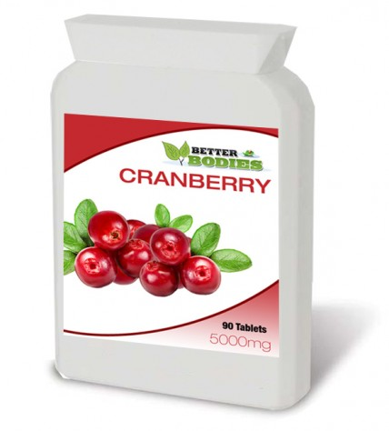 Cranberry 5000mg (90) Tablets