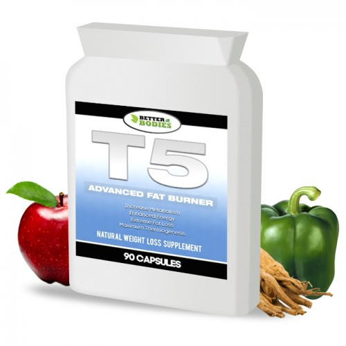 T5 Advanced Fat Burners™ (60) Capsules