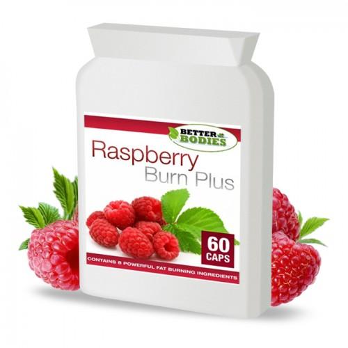 Raspberry Ketone Burn Plus (60) Capsules
