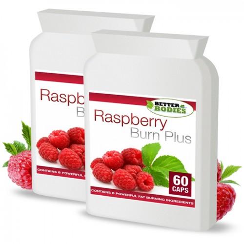 Raspberry Ketone Burn Plus (2 month supply)