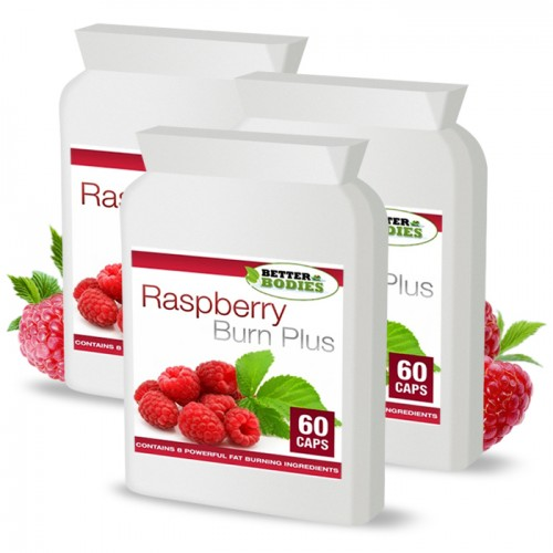 Raspberry Ketone Burn Plus (3 month supply)