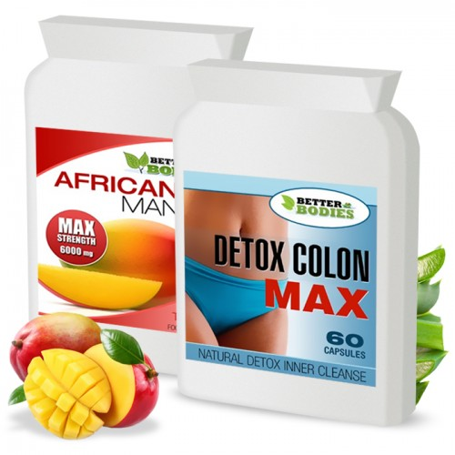 Pure African Mango detox package (1 month supply)