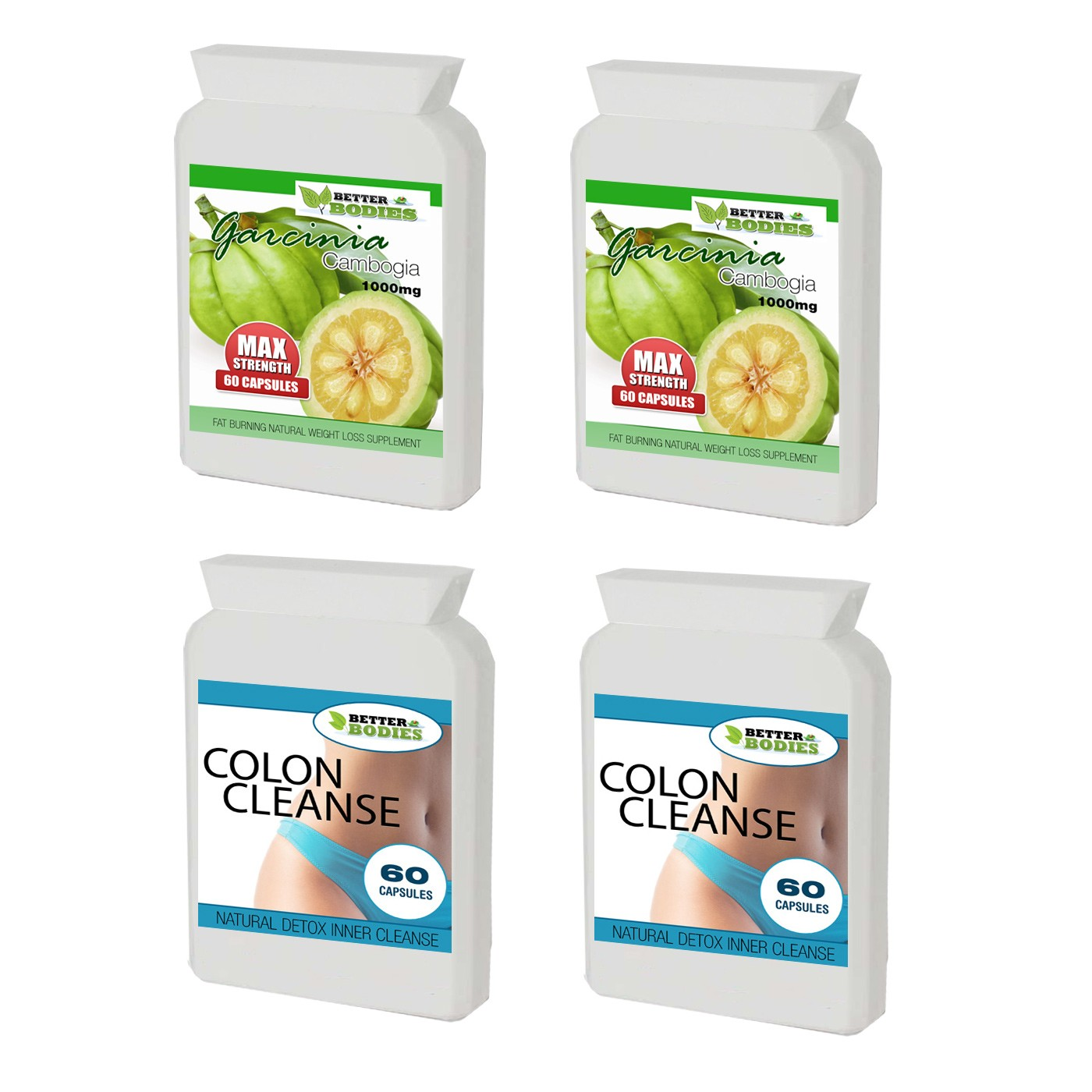 How do you take garcinia cambogia and colon cleanse