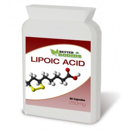 Alpha Lipoic Acid 250mg (90) Capsules