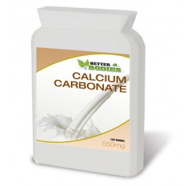 Calcium Carbonate 550mg (120) Tablets